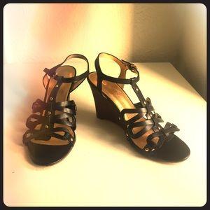Ivanka Trump leather heels